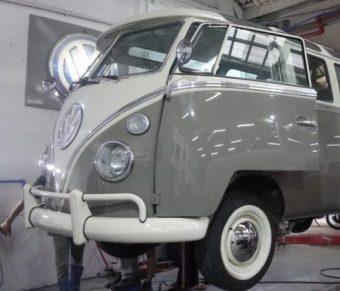 Rekonstruktion – T1 Bulli Luxus Samba – Brasilien 1971 – Ref. S006