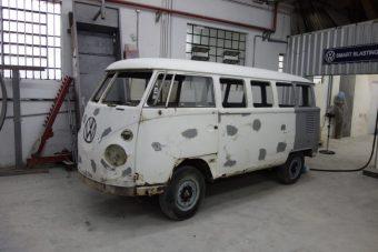 Rekonstruktion – T1 Elektrosamba Bulli- Brasilien 1974 – Ref. S011