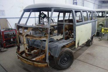 Rekonstruktion – T1 Camper Deluxe – Brasilien 1972 – Ref. C005