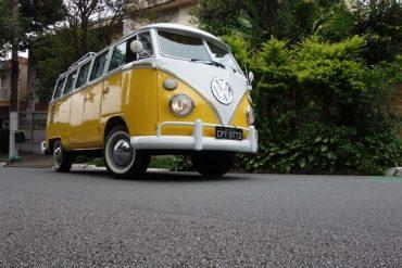 Anpassung – T1 Camper Bulli – Brasilien 1972 – Ref. T1005 (Video)