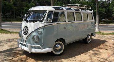 Sammler Restaurierung – T1 Samba Bulli – Brasilien 1970 – Ref. CR003