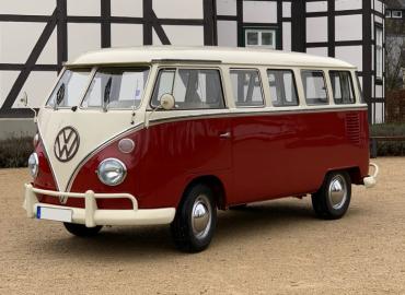 TÜV-MFK Vorbereitung – Volkswagen T1 Bulli – Brasilien 1973 – Ref. TÜV002