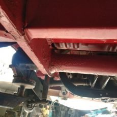 Undercarriage damages