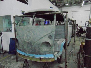 Rekonstruktion – T1 Bulli – Brasilien 1970 – Ref. S014