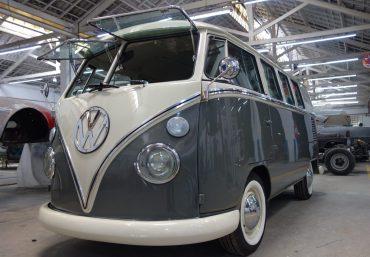 Rekonstruktion – T1 11 Fenster Camper Bulli– Brasilien 1974 – Ref. C003
