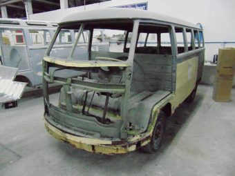Rekonstruktion – T1 Bulli – Brasilien 1973 – Ref. S013