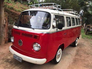 Volkswagen T2 Bulli – Brasilien 1978 -Ref. C665