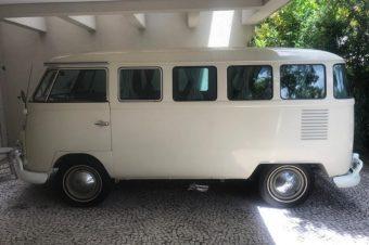 Volkswagen T1 Bulli  – Brasilien 1974- Ref. C669 (Video)
