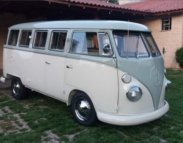 Anpassung – T1 Camper Bulli – Brasilien 1974 – Ref. T1007