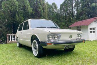 Volkswagen Brasilia – Brasilien 1979 – Ref. BR011