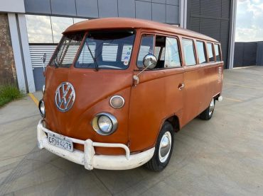 Volkswagen T1 Bulli  – Brasilien 1973- Ref. C681