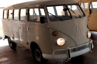 Volkswagen T1 Bulli  – Brasilien 1975- Ref. C676