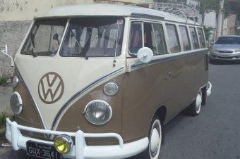 Volkswagen T1 Bulli  – Brasilien 1975- Ref. C678