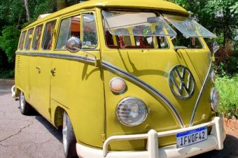 Volkswagen T1 Bulli  – Brasilien 1973- Ref. C679