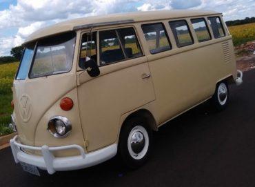 Volkswagen T1 Bulli  – Brasilien 1975- Ref. C684