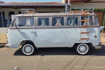Volkswagen T2 Camper – Brasilien 1987- Ref. C694