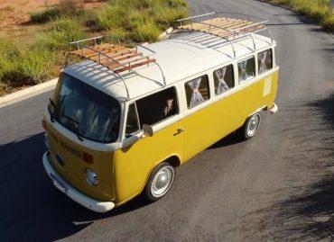 Volkswagen T2 Camper – Brasilien 1975- Ref. C693