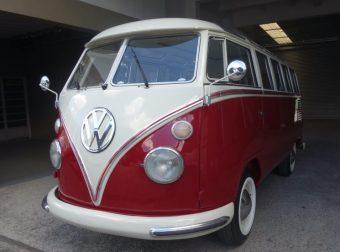 Sammler Restaurierung – T1 Samba Luxus Bulli – Brasilien 1966 – Ref. CR007
