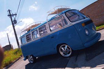 Volkswagen T2 Camper-Brasilien 1976- Ref. C702 (Video)