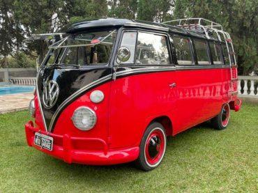 Volkswagen T1 Bulli-Brasilien 1974- Ref. C704