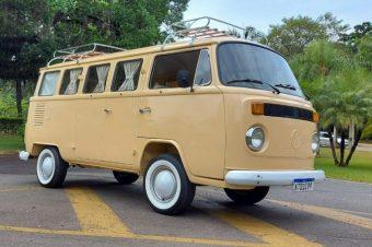 Volkswagen T2 Camper-Brasilien 1979- Ref. C707 (Video)