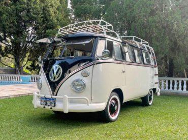 Volkswagen T1 Bulli-Brasilien 1966- Ref. C703