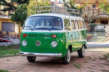 Volkswagen T2 Camper-Brasilien 1988- Ref. C711