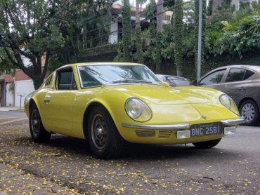 Puma GT – Brasilien 1970 – Ref. PU0074