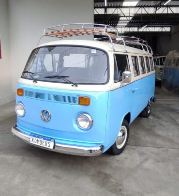 Volkswagen T2 Camper-Brasilien 1984- Ref. C715