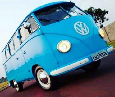 Volkswagen T2 Bulli-Brasilien 1959- Ref. C717