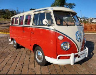 Volkswagen T1 Bulli-Brasilien 1974- Ref. C724