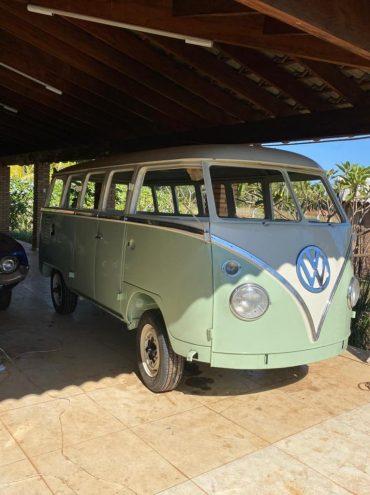 Volkswagen T1  Bulli Restaurierung – Brasilien 1967 – Ref. C726
