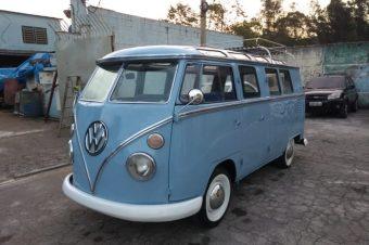 Volkswagen T1 Bulli-Brasilien 1973- Ref. C727