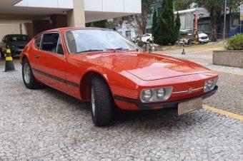 Volkswagen SP2 – Brasilien 1974 – Ref. SP023