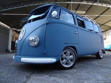 Volkswagen T1 Camper-Brasilien 1961- Ref. C721 (Video)