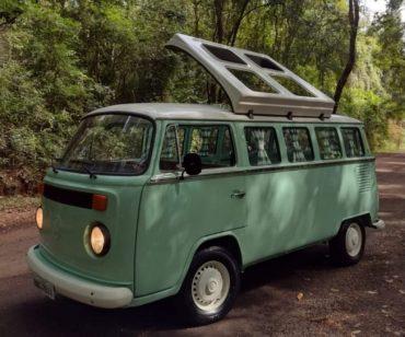 Volkswagen T2 Camper-Brasilien 1984- Ref. C729
