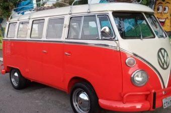 Volkswagen T1 Bulli-Brasilien 1975- Ref. C731