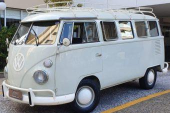 Volkswagen T1 Bulli-Brasilien 1971- Ref. C735