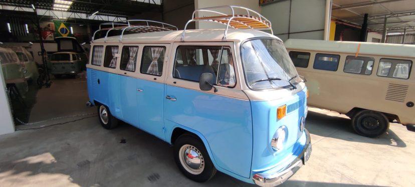 Volkswagen T2 Camper-Brasilien 1986- Ref. C738