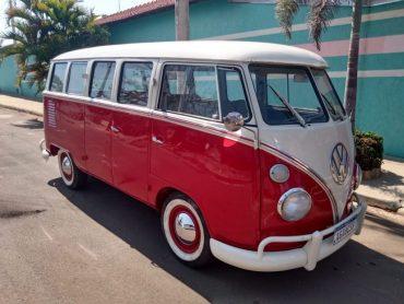Volkswagen T1 Bulli-Brasilien 1973- Ref. C739
