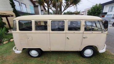 Volkswagen T1 Bulli-Brasilien 1974- Ref. C732