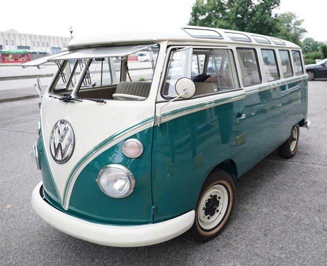 Volkswagen T1 Samba Bus – Brasilien 1973- Ref. C740 (Video)