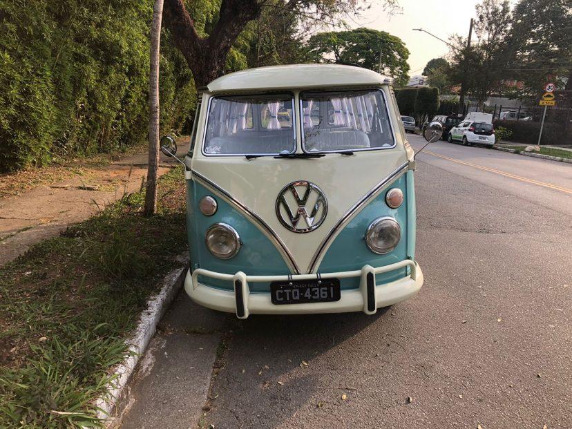 Volkswagen T1 Combi- Brasilien 1970- Ref. C742