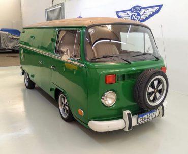 Volkswagen T2 Camper-Brasilien 1991- Ref. C747