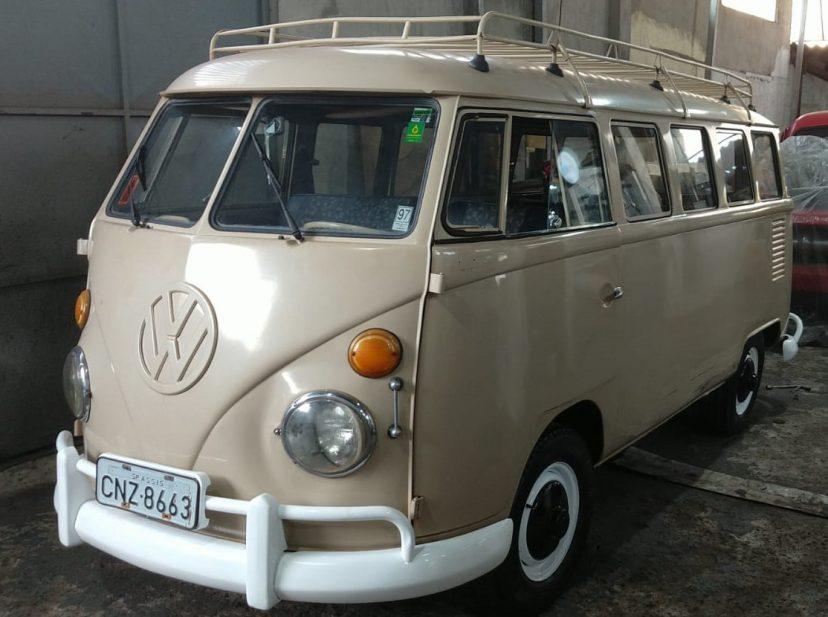 Volkswagen T1 Combi- Brasilien 1970- Ref. C744