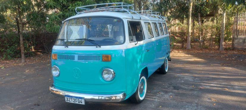 Volkswagen T2 Bus- Brasilien 1991- Ref. C741 (Video)